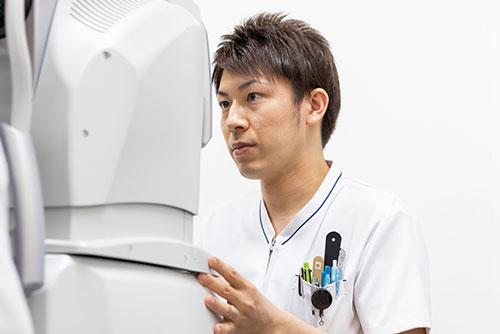 検査・視能訓練士スタッフ