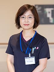 看護師長 中嶋三千代